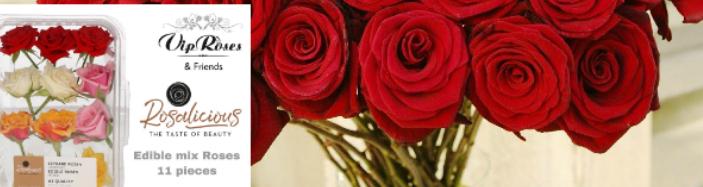 """Κόκκινα Τριαντάφυλλα & """"Που Τρώγονται"""""""