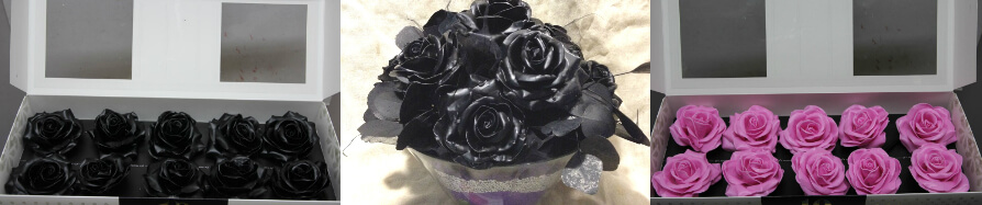 Waxed Roses Offer