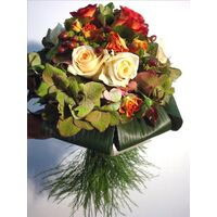"Bridal bouquet ""autumn colors"""