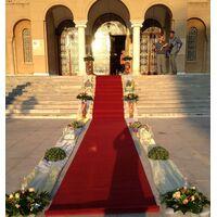 Γάμος. Στολισμός Εκκλησίας Με Τροπικά Λουλούδια & Φθινοπωρινά Χρώματα !!!