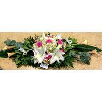 Επιτραπέζια Σύνθεση με λουλούδια