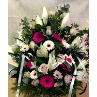 Flower arrangement. Lilac Colors. Special !