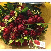 """Ανθοπωλείο. (40) Τριαντάφυλλα """"Madame Red"""" 50εκ.!!!"""