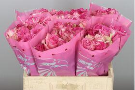 Τριαντάφυλλα Ροζ (40τεμ.) Ανθοδέσμη. Προσφορά Εβδομάδας
