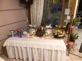 Νυφικό Τραπέζι & Τραπέζια Δεξίωσης. Διακόσμηση. Καλοκαίρι.