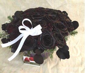 Μαύρα Τριαντάφυλλα Φυσικά