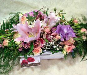 Άνοιξη με Λουλούδια σε Ποτ !!!