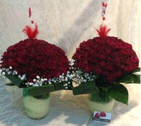 """""""Κόκκινα Τριαντάφυλλα"""" !!! Αγάπη χ 200 !!! (2) Πολυτελή Μπουκέτα (100) τεμ./έκαστο.!!! Σπέσιαλ σε Βάζα."""