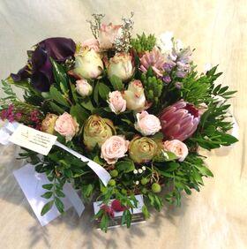 Ανθοπωλειο φθινοπωρινα λουλουδια Πολυτελες