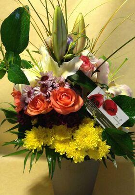 Μπουκέτο εβδομάδας με λουλούδια εποχής