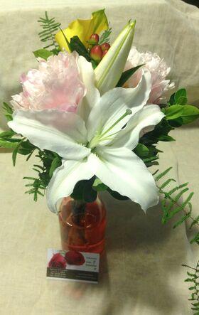Μπουκέτο Εβδομάδας - Άνθη Εποχής - (10) Τεμ. Τυχαίες Ποικιλίες & Χρώματα!!! Σπεσιαλ.